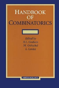 Handbook of Combinatorics - 1st Edition - ISBN: 9780444880024, 9780080933849