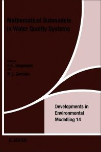 Cover image for Developments in Environmental Modelling