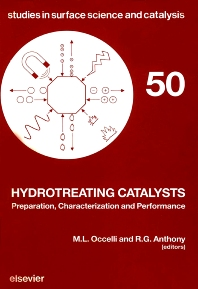 Cover image for Hydrotreating Catalysts