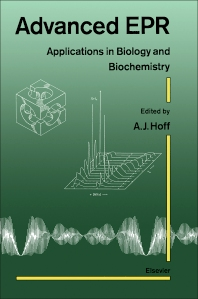 Advanced EPR - 1st Edition - ISBN: 9780444880505, 9780080933870