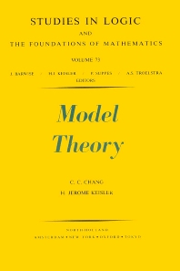 Cover image for Model Theory