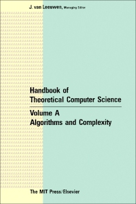 Algorithms and Complexity - 1st Edition - ISBN: 9780444880710, 9780080933917