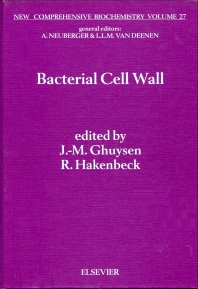 Cover image for Bacterial Cell Wall