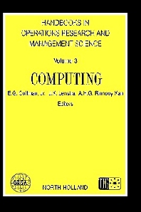 Cover image for Computing