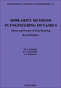 Cover image for Similarity Methods in Engineering Dynamics