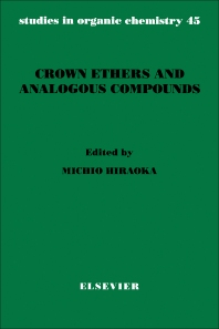 Cover image for Crown Ethers and Analogous Compounds