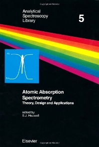 Cover image for Atomic Absorption Spectrometry