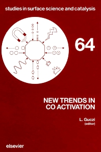 New Trends in CO Activation - 1st Edition - ISBN: 9780444882387, 9780080887159