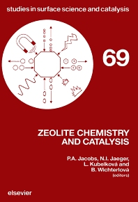 Zeolite Chemistry and Catalysis - 1st Edition - ISBN: 9780444882455, 9780080887227