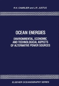 Ocean Energies - 1st Edition - ISBN: 9780444882486, 9780080870946