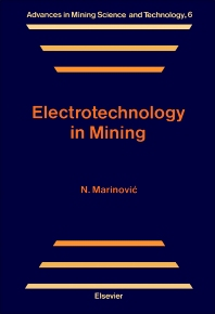 Cover image for Electrotechnology in Mining