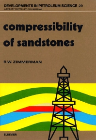 Cover image for Compressibility of Sandstones
