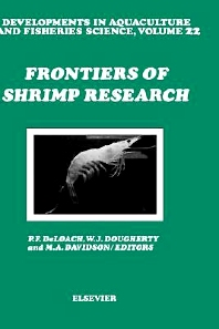 Cover image for Frontiers of Shrimp Research