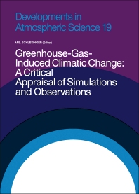 Cover image for Greenhouse-Gas-Induced Climatic Change