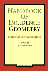 Handbook of Incidence Geometry - 1st Edition - ISBN: 9780444883551, 9780080533070