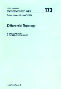 Differential Topology - 1st Edition - ISBN: 9780444884343, 9780080872841
