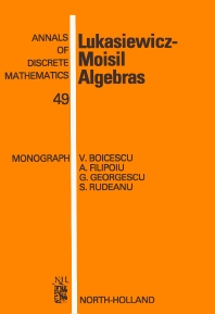 Cover image for Lukasiewicz-Moisil Algebras