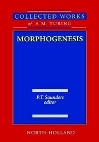 Morphogenesis, 1st Edition,P.T. Saunders,ISBN9780444884862
