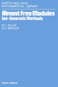 Almost Free Modules - 1st Edition - ISBN: 9780444885029, 9780080960241