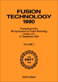 Fusion Technology 1990 - 1st Edition - ISBN: 9780444885081, 9780444600653