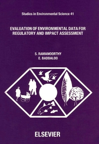 Evaluation of Environmental Data for Regulatory and Impact Assessment - 1st Edition - ISBN: 9780444885302, 9780080875002