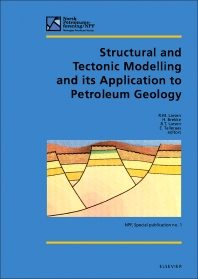Cover image for Structural and Tectonic Modelling and its Application to Petroleum Geology