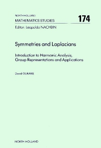 Symmetries and Laplacians - 1st Edition - ISBN: 9780444886125, 9780080872858