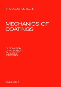 Cover image for Mechanics of Coatings