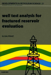 Cover image for Well Test Analysis for Fractured Reservoir Evaluation