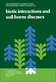 Cover image for Biotic Interactions and Soil-Borne Diseases