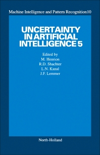 Cover image for Uncertainty in Artificial Intelligence 5
