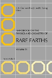 Handbook on the Physics and Chemistry of Rare Earths - 1st Edition - ISBN: 9780444887436, 9780080934105