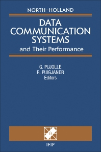 Cover image for Data Communication Systems and Their Performance
