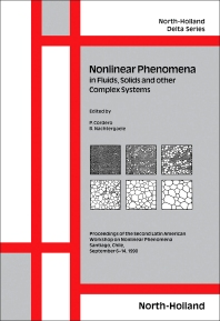Cover image for Nonlinear Phenomena in Fluids, Solids and other Complex Systems
