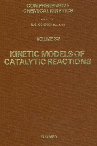 Cover image for Kinetic Models of Catalytic Reactions