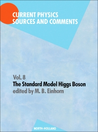 Cover image for The Standard Model Higgs Boson