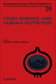 Cover image for Food Science and Human Nutrition