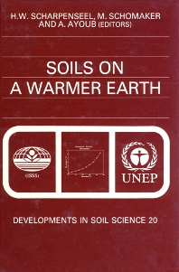 Cover image for Soils on a Warmer Earth