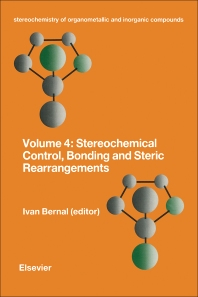 Cover image for Stereochemistry of Organometallic and Inorganic Compounds