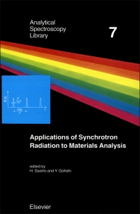 Cover image for Applications of Synchrotron Radiation to Materials Analysis