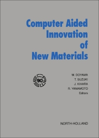 Cover image for Computer Aided Innovation of New Materials