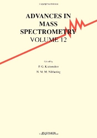 Cover image for Advances in Mass Spectrometry, Volume 12