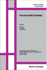 Thermal Field Theories - 1st Edition - ISBN: 9780444889034, 9780444598813