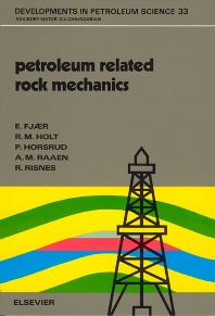 Petroleum Related Rock Mechanics - 1st Edition - ISBN: 9780444889133, 9780080868912