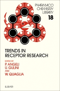 Trends in Receptor Research - 1st Edition - ISBN: 9780444889317, 9781483291147