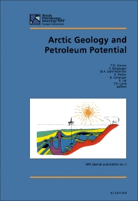 Cover image for Arctic Geology and Petroleum Potential