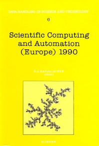 Cover image for Scientific Computing and Automation (Europe) 1990