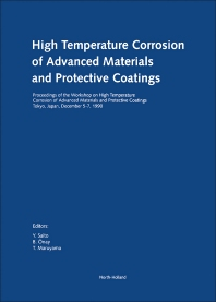Cover image for High Temperature Corrosion of Advanced Materials and Protective Coatings