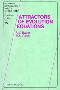 Cover image for Attractors of Evolution Equations