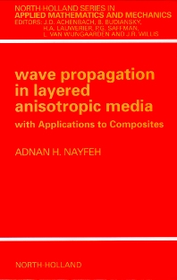 Cover image for Wave Propagation in Layered Anisotropic Media